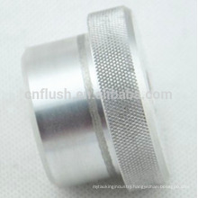 Custom made aluminum forging and machining parts