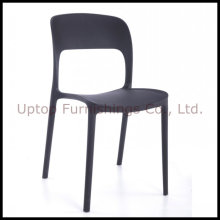 Durable Plastic High Quality Armless Patio Chairs (SP-UC395)
