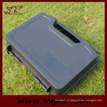 Série LK tático 25 cm Anti choque Kit de ferramenta impermeável de arma caso
