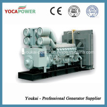 Mitsubishi Engine 1500kw/1875kVA Power Generator Set