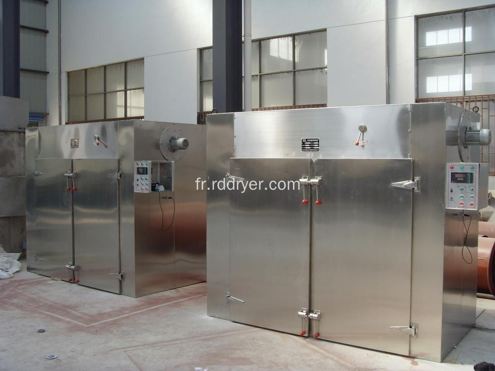 Machines de dessiccateur de circulation d'air chaud