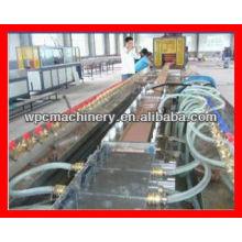 wpc pvc profile plastic machinery