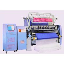 Machine de fabrication de courtepointes multi-aiguilles à navette informatisée (YXS-128-3B)