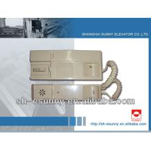 ascenseur interphone / ascenseur pièces pour /mechanical vente pièces de rechange