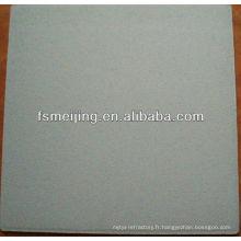 four étagères réfractaires surface vides plaque pour mosaïque 510x460mm