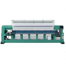 Профессиональная компьютеризированная Multi-иглы выстегивая вышивки оборудование для ткани