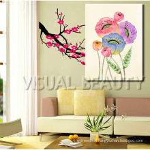 Wholesale Flora Canvas Prints Painting For Living Room