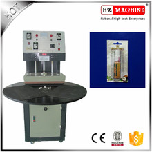 Machine de cachetage en plastique de carte de boursouflure en plastique approuvée par CE / machine de cachetage de boursouflure fabriquée en Chine