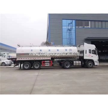 46CBM stainless milk storage tanker
