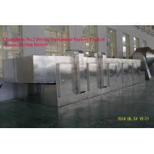Máquina de secado dedicada a la patata