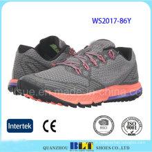 Nouveaux matériaux en gros supermarché Running Style chaussures