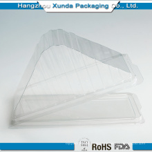 Clear Plastic Sandwitch Packing Box OEM