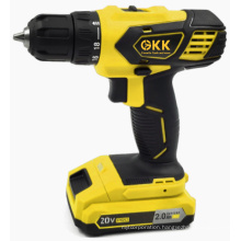 High-Quality 20V 1300mAh Lithium Battery Cordless Drill Electric Tool Power Tool