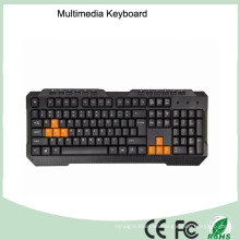 Grade a Quality Waterproof Multimedia Wired Keyboard