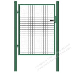 1000 x 2000mm Wire Mesh Garden Gate