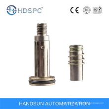 3/2 NF 16mm diâmetro aço inoxidável controlador de válvula solenoide pneumática