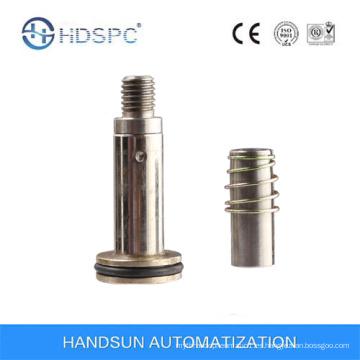 Controlador de la válvula 3/2 Nc 16mm de diámetro acero inoxidable solenoide neumático