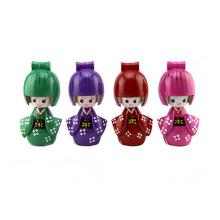 hölzerne Handwerksdekoration japanischer Kokeshi Puppenladen