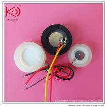 Transducteur à humidificateur à ultrasons de 20 mm à 2,4 MHz
