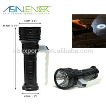 ABS Material Protable LED Flashlight with Handle