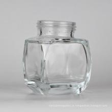 Frasco de Mason de 300ml / Frasco de vidro