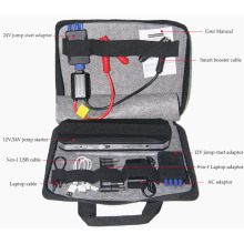 Lipower Heavy Duty Emergency Car Booster Jump Start for any 12V/24VCar/Truck