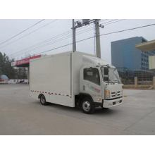 Yuejin Pure Electric Mobile Shop For Sale