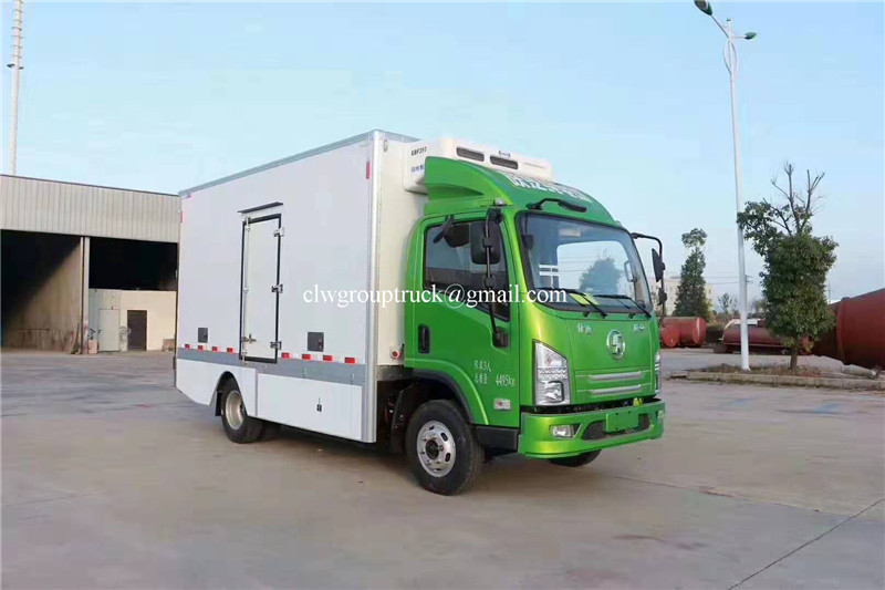 Refrigerated Truck 9