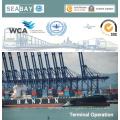 Zuverlässige Schifffahrtsgesellschaft in Xiamen