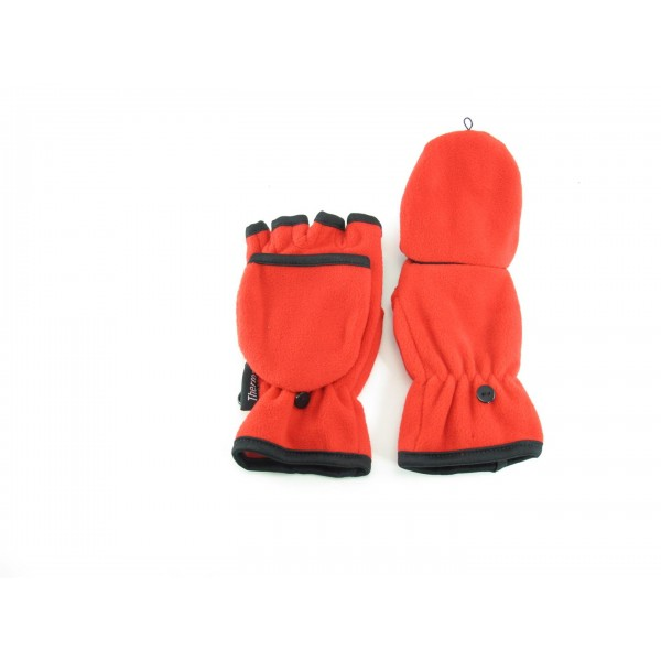 Girl Mitten Ski Gloves
