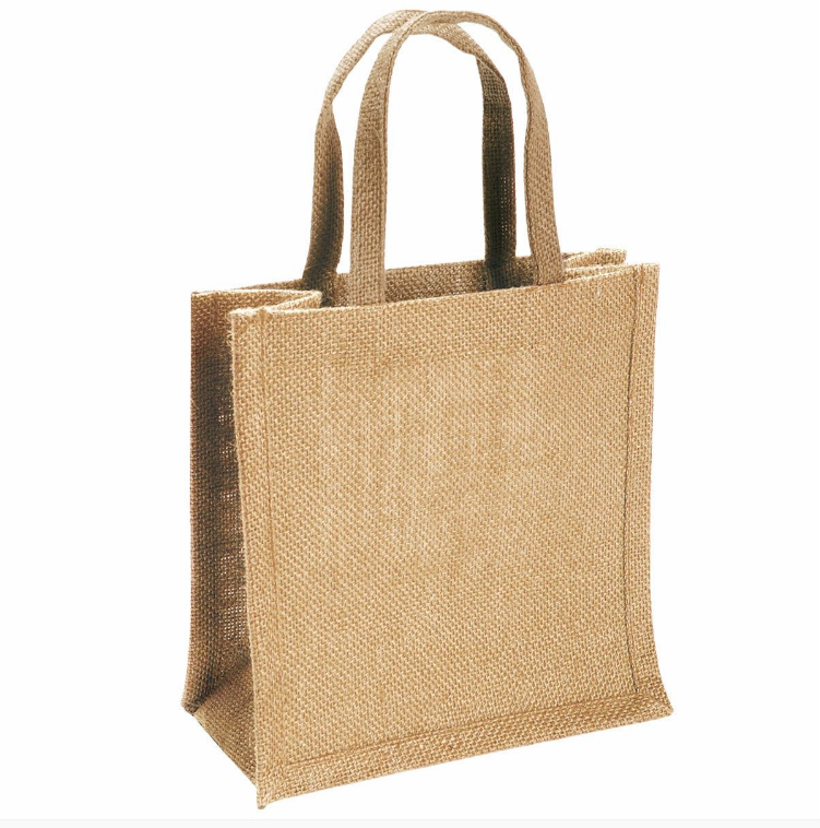 Supply jute handle bag