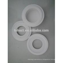 arruelas da isolação cerâmica (anel) da alumina industrial da precisão