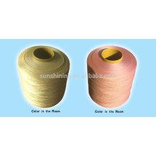Cor Changing Rayão de Viscose Filamento Fio Solar Active Yarn