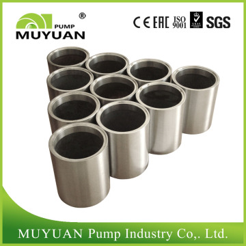 Abrasion Resistant Stainless Steel Slurry Pump Spare Parts
