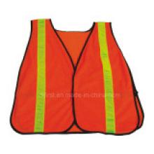 High Visiblity Reflective Safety Warning Vest