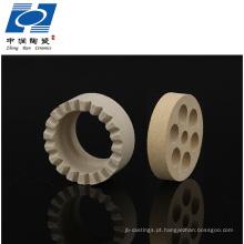 Virolas de cerâmica 16mm-19mm para metal base