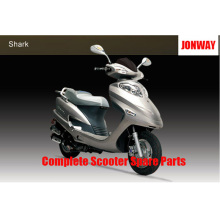 Jonway Shark Complete Scooter Repuestos Originales Repuestos