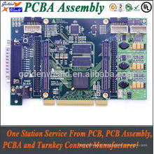 SMT DIP Printed Circuit Board Pcb Assembly clock pcb assembly