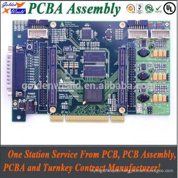 SMT DIP Printed Circuit Board Pcb Assembly clock pcb assembly