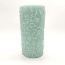 Home Decorative Yankee Luxury Candle Box Candle Wax