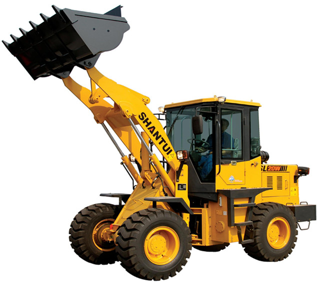 2 Ton Wheel Loader