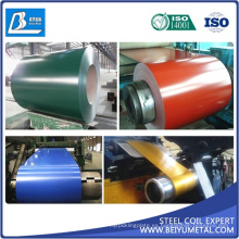 Tdc53D + Z PPGL PPGI CGCC fábrica de bobina de acero prepintado