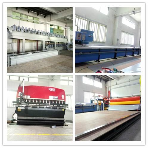 roller shutter pvc work shop