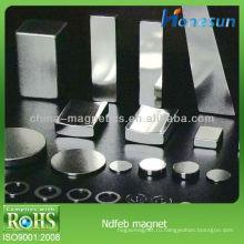 Палку и круг формы ndfeb магниты для бизнеса