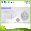 Las luces de techo interiores de alta calidad IP54 montan luces de techo redondas montadas superficie del LED