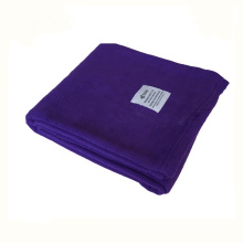 100% Polyester Polar Fleece Airline Blanket