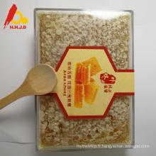 Miel de peigne naturel de haute qualité