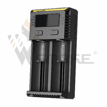 New Vision Nitecore New I2 Faster 18650 26650 Battery Charger