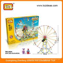 LOZ Kunststoff Riesenrad Spielzeug