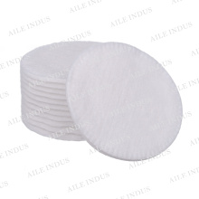 Circle pressed cotton pads sales